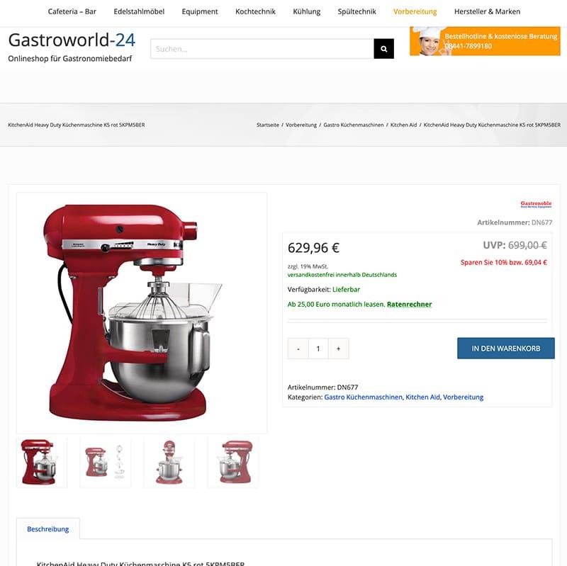 Gastroworld-24 - Referenz   BrookDesign