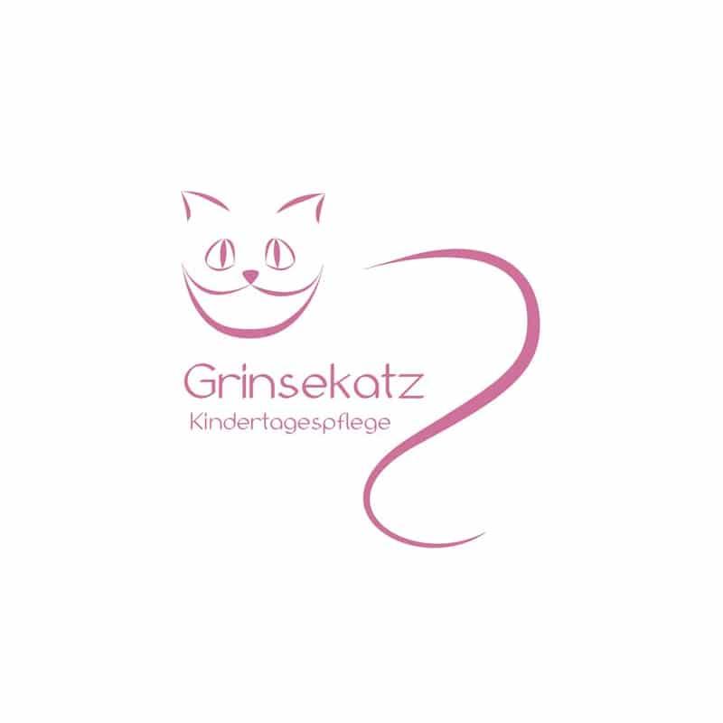 Kindertagespflege Grinsekatz - Referenz | BrookDesign