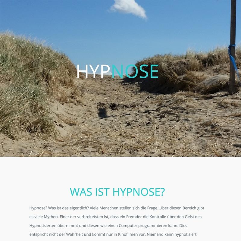 Helmer Hypnose - Referenz | BrookDesign