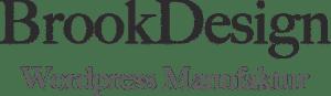 BrookDesign -Wordpress Manufaktur